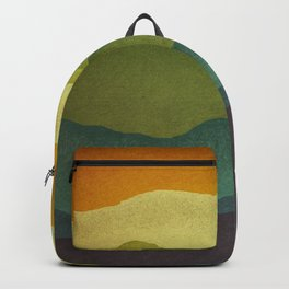 Mountain Colors Backpack