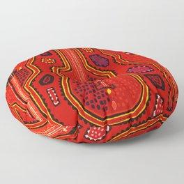 Flamenco Guitars Floor Pillow