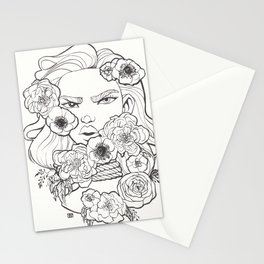 Suffocated Stationery Cards