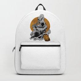 Reaper Guitar Rock Backpack