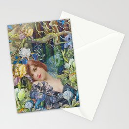 Enchanted Lullaby  Stationery Cards