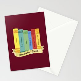 Jane Austen's Novels IV Stationery Cards