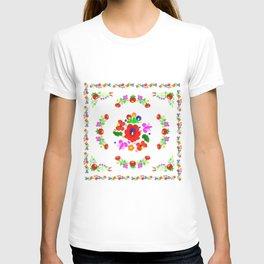 Hungarian Kalocsa 2 T-shirt