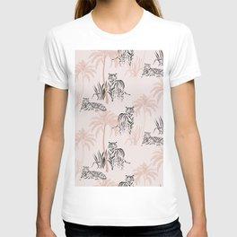 Tiger safari light T-shirt