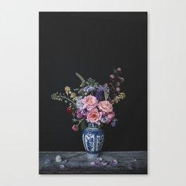 Sweet blooms Canvas Print