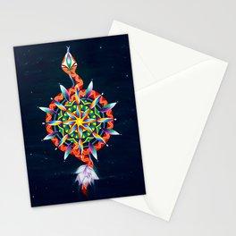 Muladhara Chakra Stationery Cards