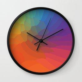 vivid Wall Clock