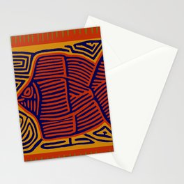 Here Fishy, Fishy Stationery Cards