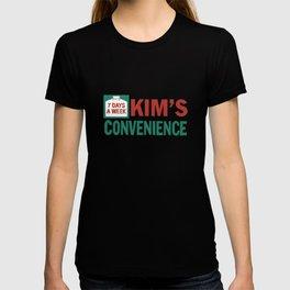 Kim's Convenience Logo Classic T-Shirt T-shirt