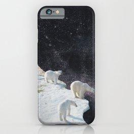 Flat Earth iPhone Case