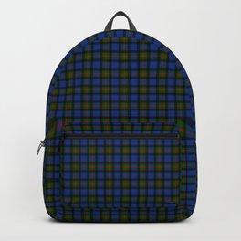 Gunn Tartan Plaid Backpack