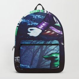Mysterious Connection Backpack
