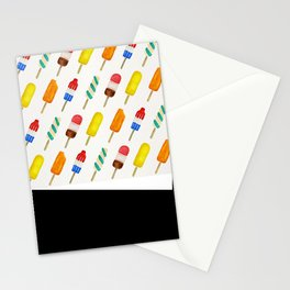 Popsicle Collection Stationery Cards