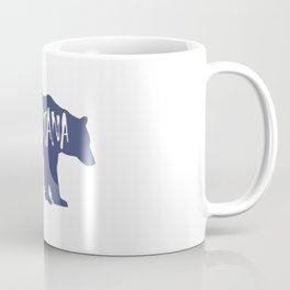 Montana Bear Coffee Mug