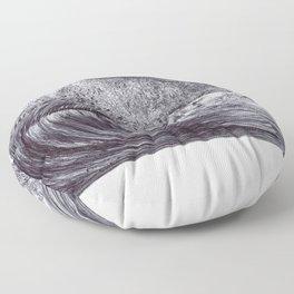 Ballpen Tide  Floor Pillow