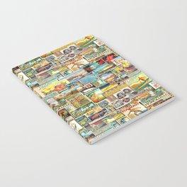 Vintage Hawaii Notebook