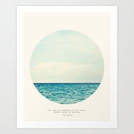Salt Water Cure Kunstdrucke