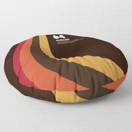 1964 Mod Floor Pillow