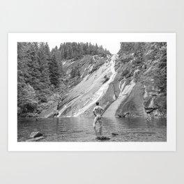 Bare Nature Kunstdrucke