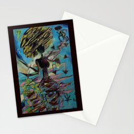 Black Justice with Kap Stationery Cards