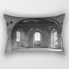 Ruined altar Rectangular Pillow