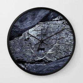 Oasis Wall Clock