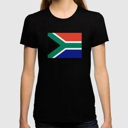 flag south africa, African,Afrikaans,Mandela,apartheid, Johannesburg,Soweto,Pretoria,Durban,Tembisa T-shirt