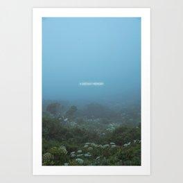 A Distant Memory Art Print