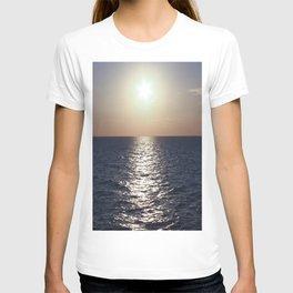 Sunset, Santorini T-shirt