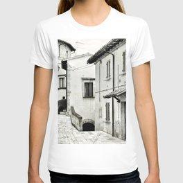 Italian street view 03 T-shirt