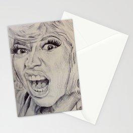 Nicki Portrait Stationery Cards