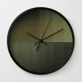 reset. 4. 2020a Wall Clock