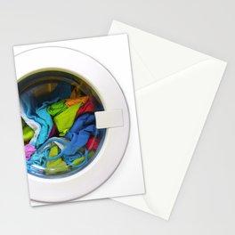 washing machine Stationery Cards