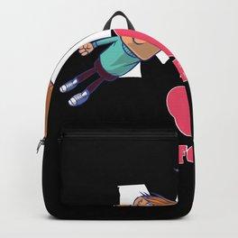 Dogs Heart Backpack