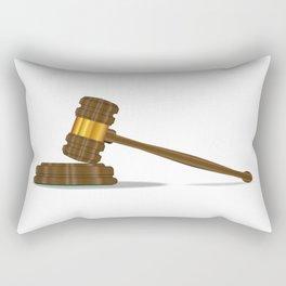 Judges Gravel Rectangular Pillow