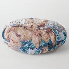 Highland Cows Floor Pillow