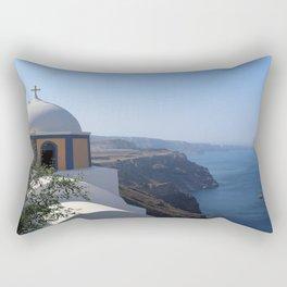 Cathedral Of Saint John The Baptist Rectangular Pillow