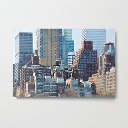 Apartamento Metal Print