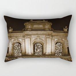 Alcala's Gate V WH Rectangular Pillow