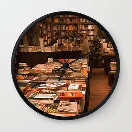 Eterna Cadencia, Libreria y Cafe, Buenos Aires  Wall Clock