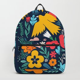 bird garden Backpack