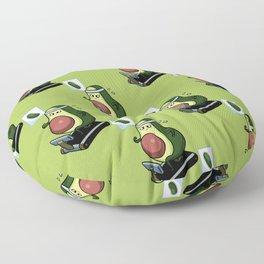 Avo-Cardio Monday Floor Pillow