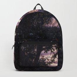 Léon Bonvin - Rural Scene Backpack