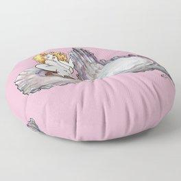 Aw, Shucks Floor Pillow