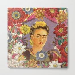 Frida Kahlo IX Metal Print