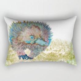 Echidna Explorer Rectangular Pillow