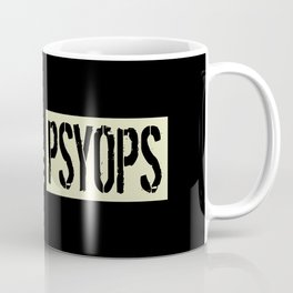 PsyOps (Black Flag) Coffee Mug