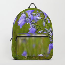 Bluebells Meadow #decor #society6 #buyart Backpack