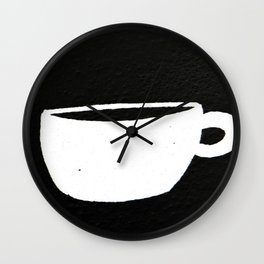 Coffee prt 2 Wall Clock