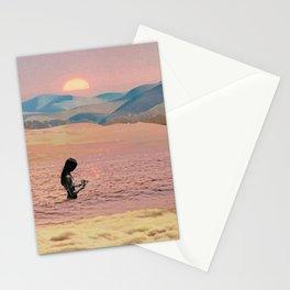 Nacre Stationery Cards